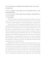 LÝ LUẬN CHUNG VỀ NGHIỆP VỤ BẢO HIỂM CHÁY VÀ CÁC RỦI RO ĐẶC BIỆT