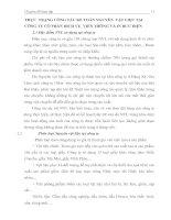 THỰC  TRẠNG CÔNG TÁC KẾ TOÁN NGUYÊN  VẬT LIỆU TẠI CÔNG TY CỔ PHẦN DỊCH VỤ  VIẾN THÔNG VÀ IN BƯU ĐIỆN