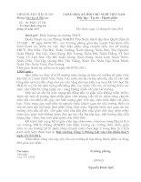 Bài giảng Cong van so 04/PGD - TCCB ngay 12/01/2011