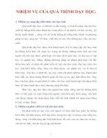 Tài liệu ly luan day hoc chuong 2