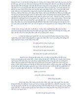 Gián án Hình thượng người lính trong thơ văn giai đoạn 45-75
