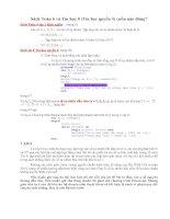 sách Toán 6 và Tin 8 cuốn nào sai?