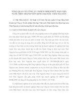 TỔNG QUAN VỀ CÔNG TY TRÁCH NHIỆM HỮU HẠN NHÀ NƯỚC MỘT THÀNH VIÊN KIM LOẠI MÀU THÁI NGUYÊN