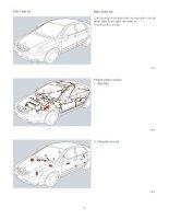 Khái quát về hệ thống điện thân xe P1