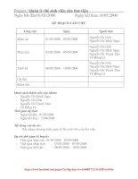 Phân tích thiết kế hệ thống quản lý thẻ sinh viên của thư viện