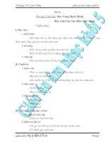Giáo Án Âm Nhạc Lớp 5 - Tiết 8