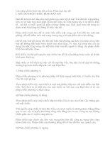 Bài giảng Các phép chiếu đồ cơ bản_911