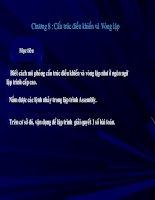 Kiến Trúc Máy Tính Chương 8