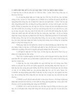 1.3 MỐI LIÊN HỆ GIỮA LÍ LUẬN DẠY HỌC VỚI CÁC KHOA HỌC KHÁC
