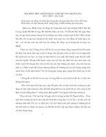 Bài giảng Bài phát biểu thăm trung tâm điều dưỡng thương binhnặng Duy Tiên - Hà Nam