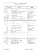 Bài soạn giáo án tuần 1- lớp 5