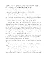 NHỮNG VẤN ĐỀ CHUNG VỀ DOANH NGHIỆP VÀ CÔNG TÁC KẾ TOÁN TẠI CÔNG TY TNHH SELTA