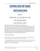 Hướng dẫn sử dụng Outlook 2010 part 7