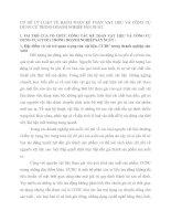 CƠ SỞ LÝ LUẬN VỀ HẠCH TOÁN KẾ TOÁN VẬT LIỆU VÀ CÔNG CỤ DỤNG CỤ TRONG DOANH NGHIỆP SẢN XUẤT