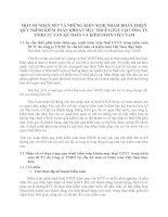 MỘT SỐ NHẬN XÉT VÀ NHỮNG KIẾN NGHỊ NHẰM HOÀN THIỆN QUY TRÌNH KIỂM TOÁN KHOẢN MỤC THUẾ GTGT TẠI CÔNG TY  TNHH TƯ VẤN KẾ TOÁN VÀ KIỂM TOÁN VIỆT NAM