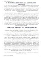 Bài soạn Luyện tập AV8, 9  Tập 33