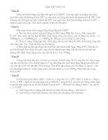 Bài tập vật lý 8 nâng cao P4