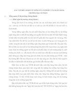CÁC VẤN ĐỀ CƠ BẢN VỀ NIÊM YẾT CỔ PHIẾU CỦA NGÂN HÀNG THƯƠNG MẠI CỔ PHẦN