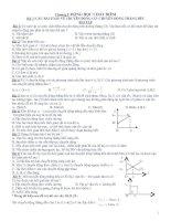 Bài tập vật li 10 NC