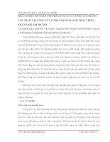 HOÀN THIỆN KẾ TOÁN CHI PHÍ SẢN XUẤT VÀ TÍNH GIÁ THÀNH SẢN PHẨM TẠI CÔNG TY CỔ PHẦN KINH DOANH PHÁT TRIỂN NHÀ VÀ ĐÔ THỊ HÀ NỘI