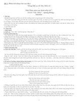 Bài soạn Ôn hk 1 lớp 12