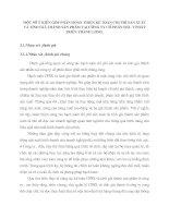 MỘT SỐ Ý KIẾN GÓP PHẦN HOÀN THIỆN KẾ TOÁN CHI PHÍ SẢN XUẤT VÀ TÍNH GIÁ THÀNH SẢN PHẨM TẠI CÔNG TY CỔ PHẦN ĐẦU TƯ PHÁT TRIỂN THĂNG LONG.