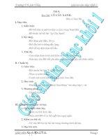 Giáo Án Âm Nhạc Lớp 1 - Tiết 8