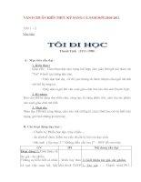 Tài liệu Giáo án ngữ văn 8 trọn bộ  chuẩn mới 2010-2011