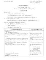 GIÁO AN ÂM NHẠC LỚP 2 HỌC KÌ 1