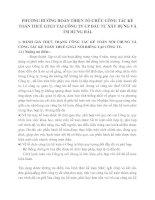 PHƯƠNG HƯỚNG HOÀN THIỆN TỔ CHỨC CÔNG TÁC KẾ TOÁN THUẾ GTGT TẠI CÔNG TY CP ĐẦU TƯ XÂY DỰNG VÀ TM HƯNG HẢI