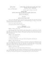 Bài giảng Luật Kiểm Toán