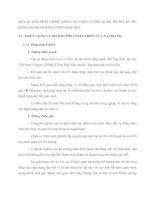 MỘT SỐ GIẢI PHÁP NHẰM NÂNG CÁO CHẤT LƯỢNG QUẢN TRỊ RỦI RO TÍN DỤNG TẠI NGÂN HÀNG TMCP NAM VIỆT