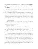 ĐẶC ĐIỂM SẢN PHẨM TỔ CHỨC SẢN XUẤT VÀ QUẢN LÝ CHI PHÍ TẠI CÔNG TY CỔ PHẦN KINH DOANH PHÁT TRIỂN NHÀ VÀ ĐÔ THỊ HÀ NỘI