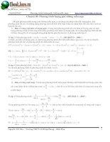 Phương trình lượng giác không mẫu mực-Nguyễn Tất Thu