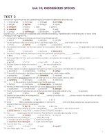Tài liệu 12 CB UNIT 10 TEST 3