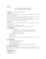 Bài 22: KHU VỰC ĐÔNG NAM Á