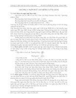 Chương 3: Ngôn ngữ lập trình và ứng dụng