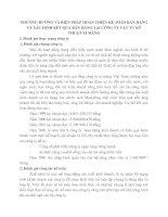 PHƯƠNG HƯỚNG VÀ BIỆN PHÁP HOÀN THIỆN KẾ TOÁN BÁN HÀNG VÀ XÁC ĐỊNH KẾT QUẢ BÁN HÀNG TẠI CÔNG TY VẬT TƯ KỸ THUẬT XI MĂNG