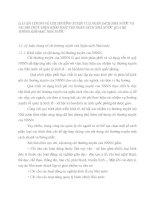 LÝ LUẬN CHUNG VỀ CHI THƯỜNG XUYấN CỦA NGÂN SÁCH NHÀ NƯỚC VÀ VAI TRề THỰC HIỆN KIỂM SOÁT CHI NGÂN SÁCH NHÀ NƯỚC QUA HỆ THỐNG KHO BẠC NHÀ NƯỚC