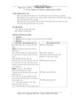 Giáo án tin 8 trọn bộ(CHUAN)