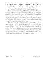 Thực trạng tổ chức công tác kế toán tại công ty cổ phần Xi măng Sài Sơn