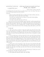 """Tài liệu Hướng dẫn thực hiện Chỉ thị của Bộ trưởng về cuộc vận động """"Học tập và làm theo tấm gương đạo đức Hồ Chí Minh"""""""