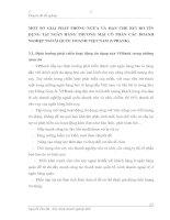 MỘT SỐ GIẢI PHÁP PHÒNG NGỪA VÀ HẠN CHẾ RỦI RO TÍN DỤNG TẠI NGÂN HÀNG THƯƠNG MẠI CỔ PHẦN CÁC DOANH NGHIỆP NGOÀI QUỐC DOANH VIỆT NAM