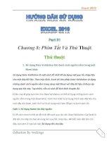 Hướng dẫn sử dụng excel 2010 part 30