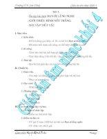 Giáo Án Âm Nhạc Lớp 4 - Tiết 5