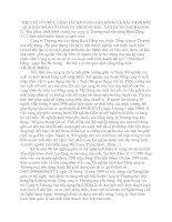 THỰC TẾ TỔ CHỨC CễNG TÁC KẾ TOÁN BÁN HÀNG VÀ XÁC ĐỊNH KẾT QUẢ BÁN HÀNG Ở CÔNG TY THƯƠNG MẠi