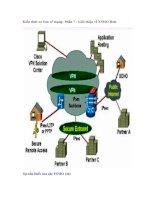 Kiến thức cơ bản về mạng: Phần 7 - Giới thiệu về FSMO Role