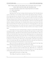 THỰC TRẠNG CÔNG TÁC HUY ĐỘNG VỐN VÀ SỬ DỤNG VỐN CỦA  NGÂN HÀNG VIỆT NAM TÍN NGHĨA CHÍ  NHÁNH HÀ NỘI