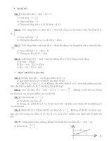 Bài Tập nâng cao Đại số 7