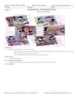 Tài liệu Unit 2 Tieng Anh 11 chuan